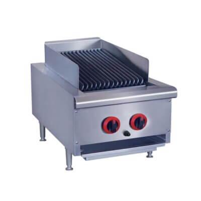 Natural Gas 2 Burner Char Grill Top – QR-14E