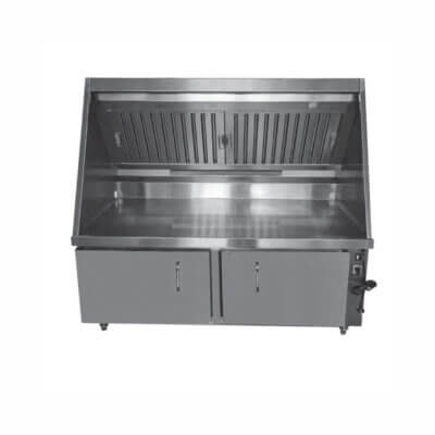 Range Hood and Workbench System – HB1200-750
