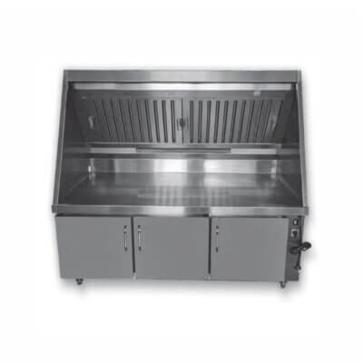Range Hood and Workbench System – HB1800-750