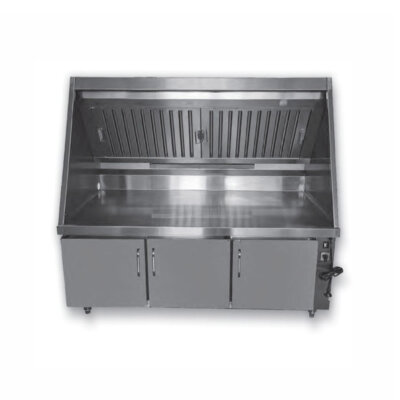 Range Hood and Workbench System – HB1500-850