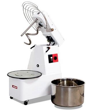 30 Litre Spiral Mixer with removable bowl / 12.5kg Dry Flour