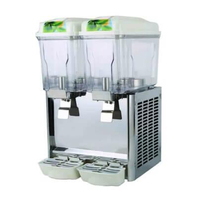 Double Bowl Juice Dispenser – KF12L-2