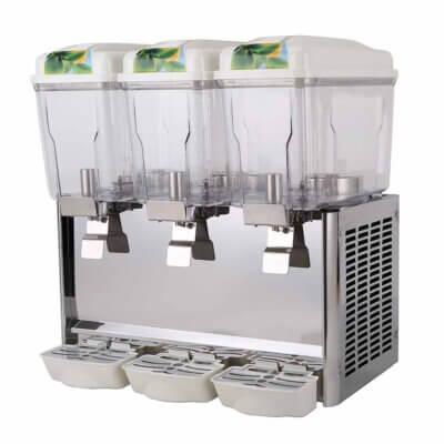 Triple Bowl Juice Dispenser – KF12L-3