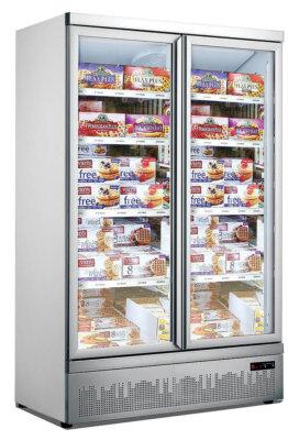 Double Door Supermarket Freezer – LG-1000GBMF